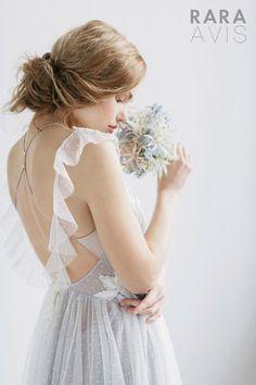 Vestido de Novia de Delon vestido de novia por RaraAvisAngeEtoiles