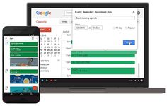 Like in the Android and iOS, the Google Calendar for Web would also receive similar features, said Google.
