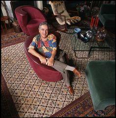 Legendary Furniture Designer Vladimir Kagan Dead at 88