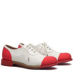 THE OFFICE OF ANGELA SCOTT Mr. Seymour shoes in Poppy