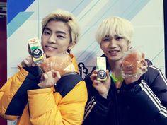 Lee Geon and Daewon