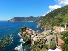 A great article about the walk from Vernazza to Corniglia in Cinque Terra, Italy (I have been there twice so far and plan to go back one day)