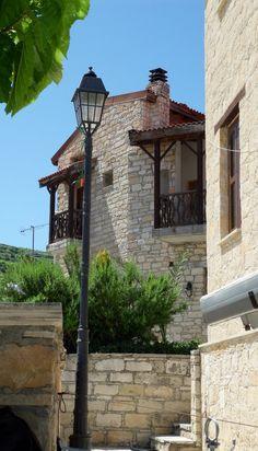 Omodos Village, Troodos, Cyprus