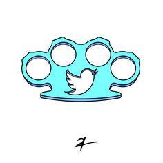 Twentyn One Store Logo Sticker, Sticker Design, Just Do It Wallpapers, Chris Brown Art, Photographie Street Art, Illustrations, Illustration Art, Trill Art, Dope Cartoons
