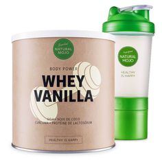 Pack Whey Vanilla -