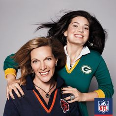 Alex McCarthy, daughter of Green Bay Packers head coach Mike McCarthy, defends her team against their storied NFC North rival, the Chicago Bears.