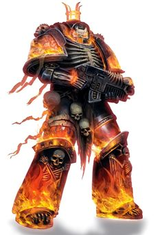 Image result for 2nd legion 40k