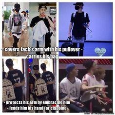Markson ♥ Jacksons injury from Star Athletics?