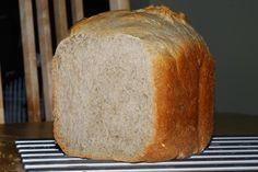 Bread Machine Buckwheat Bread. Photo by Katzen