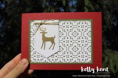 Dashing Deer | kelly kent Christmas Trends, Modern Christmas, Christmas In July, Christmas Fashion, Christmas Inspiration, Christmas Cards, Holiday, Stampin Up Cards, Neutral Colors
