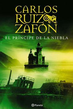 """""""El príncipe de la niebla"""" de Carlos Ruiz Zafón. Ficha elaborada por Daniel Serrano"""