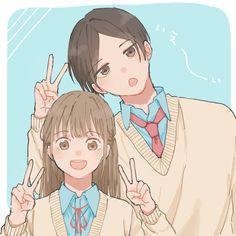 Anime Oc, Oc Manga, Otaku Anime, Anime Guys, Haikyuu Yachi, Haikyuu Fanart, Haikyuu Anime, Oikawa, Anime Girlfriend