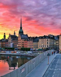 Insight's journey guide to Sweden's features, along with Stockholm and the Cold, Sweden is the excellent area for anyone who enjoys the nice open air . Stockholm Travel, Visit Stockholm, Uppsala, Beautiful Places, Beautiful Pictures, Gothenburg Sweden, Sweden Travel, Royal Caribbean Cruise, Travel Abroad