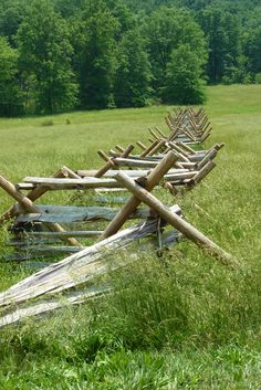 It is hard to believe that Americans were on both sides of these rail fences fighting each other.  Gettysburg, Pennsylvania is tranquil fields, military monuments, graves, and cannons.   There is an eerie feel to the air like an echo of the tragedy still resonates there.
