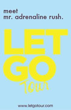 Meet Mr. Adrenaline Rush...  Book passes http://book.letgotour.com  More information http://www.letgotour.com http://www.facebook.com/letgo2015  #music #mumbai #concert #rock #pop #christian #dance #sing #jump #faith #hope #love #letgo #letgotour #iwillsing