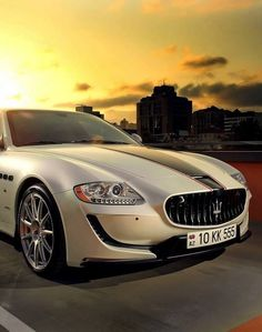#Maserati Quattroporte