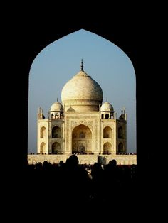 Taj Mahal - All India Tour Packages India Holidays, Agra Fort, Golden Triangle, Angel Pictures, India Tour, Travel Companies, Incredible India, Amazing, India Travel