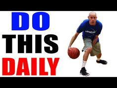 If you want to play basketball like a pro, do this quick ball handling routine every day. You need to be able to dribble the basketball with ease to create s. Basketball Training Drills, Basketball Drills For Kids, Kevin Durant Basketball, Basketball Memes, Basketball Workouts, Basketball Pictures, Basketball Coach, Basketball Shooting, Basketball Drawings