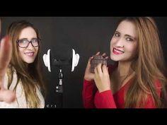 ASMR Twins Mix of Tingle Immunity - YouTube Asmr Video, Makeup Videos, How To Fall Asleep, Twins, Relax, Hair Styles, Youtube, Gemini, Hairdos