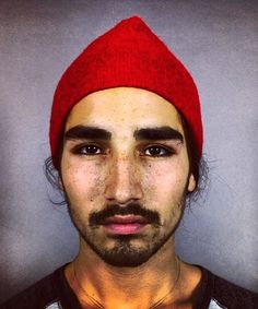 Willy Cartier in jaques cousteau cap Willy Cartier, Hipster Hat, Interesting Faces, Facial Hair, Beautiful World, Victorious, It Cast, Mens Fashion, Guys