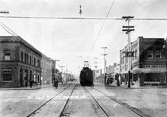 Main Street Newberg, Oregon