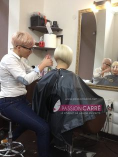 carre plongeant blond nuque courte 01 short bob blonde nape