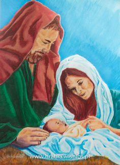 Święta-Rodzina-akryl-Hrabia-Wiśnios