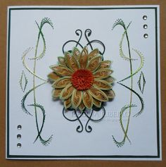 quilling and embroidery