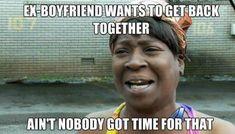 Funny Memes about Ex Boyfriend