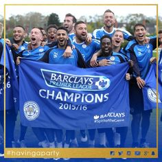 Leicester City (@LCFC) on Twitter