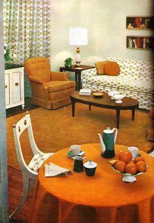 12 best 1950s living rooms images 1950s living room retro vintage rh pinterest com