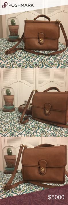 Coach Willis British Tan Amazing British Tan Coach Willis! I'm in love! I just had to share! What do you think of it?!? Coach Bags Crossbody Bags