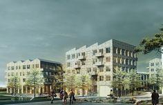 Kjellander + Sjöberg Architects - Tyresö Golfbäcken