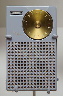 Transistorradio - Wikipedia