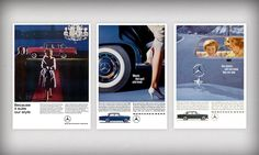 Advertising posters tell the company history in impressive form, from the first automobile advertisement to the modern large-scale graphic arts poster, and today embody the contemporary history and its era as unique works of art.