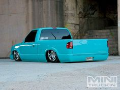 Chevy S10 - Love the color!