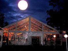 Edison & Ford Winter Estates (Ft. Myers) --- Outside tent