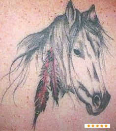 horse tattoos for women   Pin Cool Horse Tattoo Designs For Girls And Women Beautiful on ...
