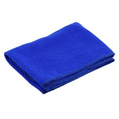 Universal 1pc 30*70CM Blue Microfiber Car Cleaning Cloth Wash Hand Towel Products Dust Tools Car Washer Supplies Car Accessorie