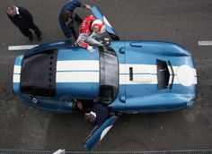 Shelby Cobra Daytona Coupe by exfordy, via Flickr