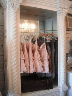 0366a9abd5 I Heart Shabby Chic Clothing Store Design