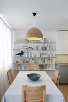 Cork flat_Prague_interior design by FORMAFATAL studio