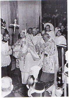 Pío XII y el esplendor de su coronación papal