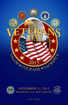 Veterans Day 2013: An opportunity to thank military veterans for their service.