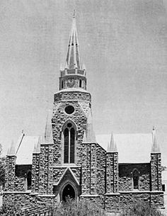 Dutch Reformed church, Carnarvon - Wikipedia