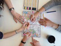 Adult Coloring Programs seem to be popular. Perhaps a 'beat the stress' program during the holiday season?