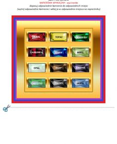 Szaty kapłanów - wycinanka - Biblia Dla Dzieci Opal, Bookcase, Shelves, Home Decor, Bible, Shelving, Decoration Home, Room Decor, Opals