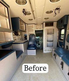 """Van Clan on Instagram: """"Check out this impressive ambulance conversion! 👌 Tag someone who would love this! 👇 — 📸 @ambulance_conversion 🚐 follow @vanclans 💻 visit…"""""""