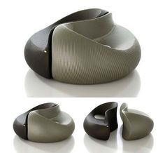 Dedon Yin Yang Outdoor Lounger