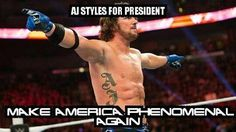 Wrestling Stars, Thing 1, Buffalo Sabres, Aj Styles, Professional Wrestling, He Wants, Pittsburgh Penguins, Got Him, Wwe